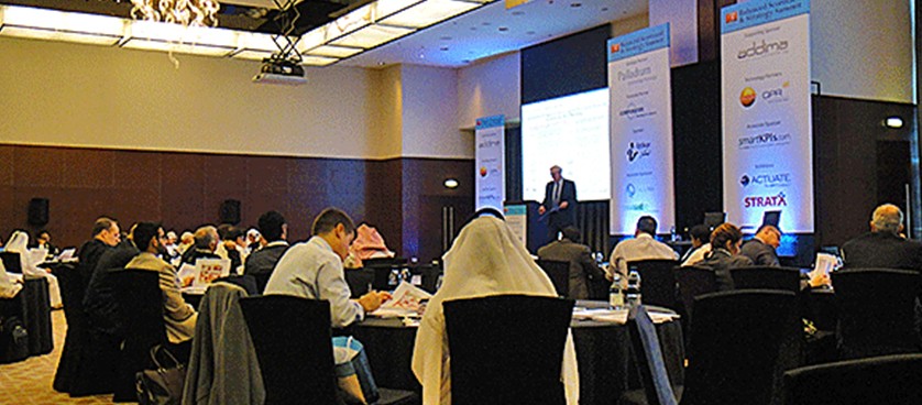 Balanced Scorecard & Strategy Summit 2013 Kaplan Norton Masterclass