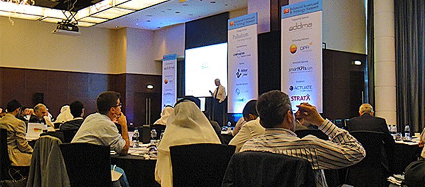 Balanced Scorecard & Strategy Summit 2013 – Day 2 of The Kaplan Norton Masterclass – Session 2