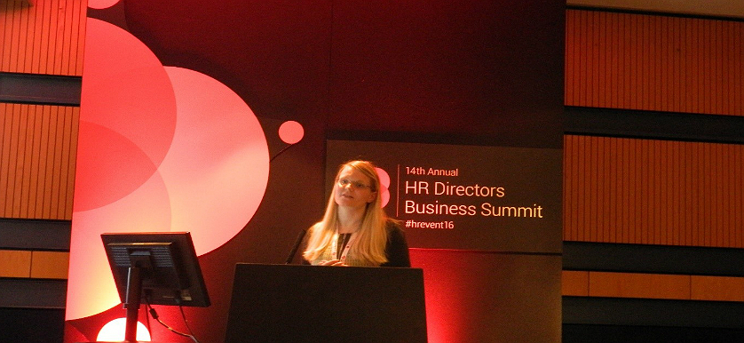 The power of One Way, Our Way at the Annual HR Directors Business Summit 2016