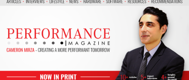 The latest edition of Performance Magazine is launched!