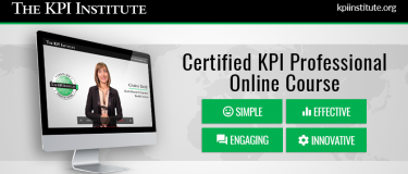 Certified KPI Professional – Online Course