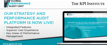 World's First Integrated Strategy and Performance Audit Platform is Online!