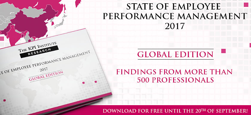 The State of Employee Performance Management Report – 2017 Edition