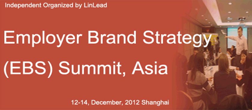 Employer Brand Strategy (EBS) Summit, Asia 2012