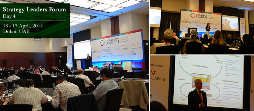 Strategy Leaders Forum, Dubai, Day 4