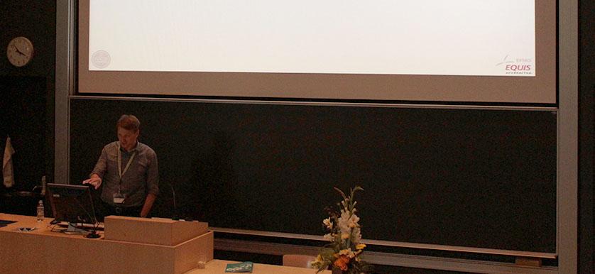Christian Lystbaek PMA 2014 Conference