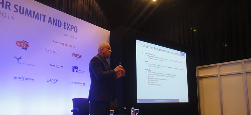 What is HR's role in creating an HPO? A presentation by Robert Garcia, at the HR Summit and Expo 2014