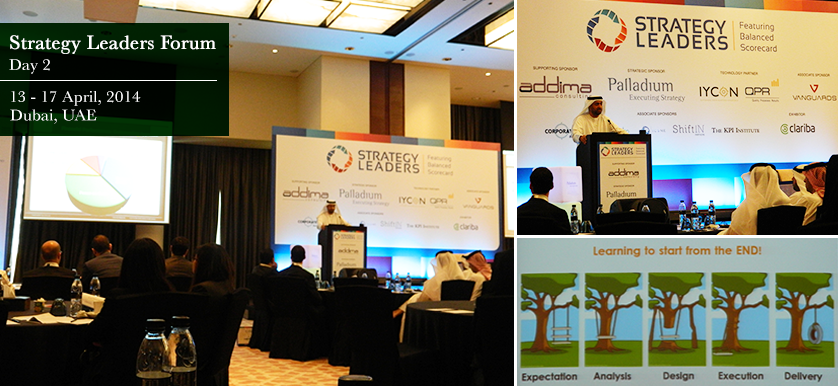Strategy Leaders Forum, Dubai, Day 2