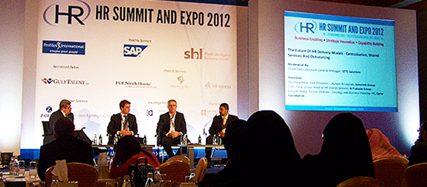 HR Summit and Expo 2012
