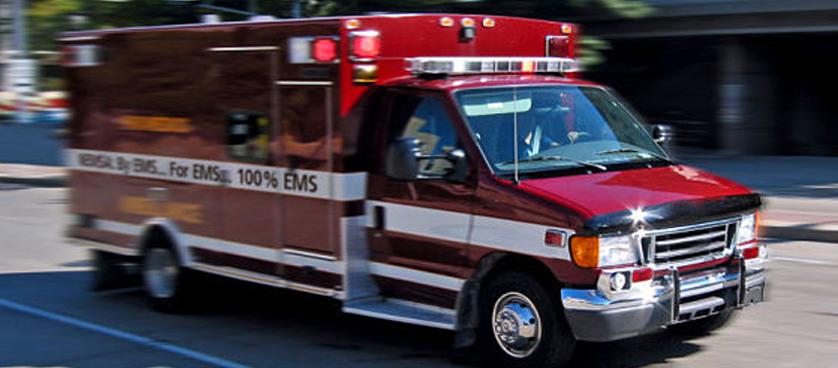 USA Ambulance performance