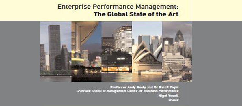 Enterprise Performance Management - State of the art