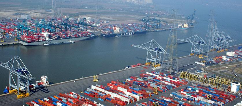 Employment impact of European ports