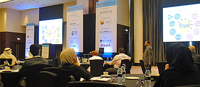 Balanced Scorecard & Strategy Summit 2013 – Day 1 – Session 4