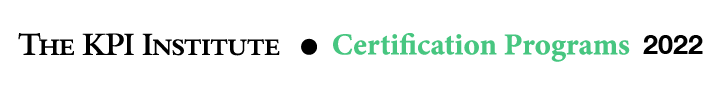 KPI Certified