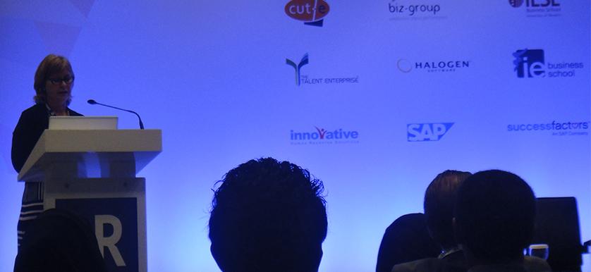 Karen Dobbie, at HR Summit and Expo 2014