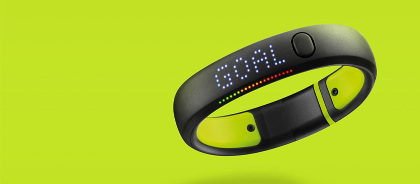 Personal Performance: Nike-FuelBand