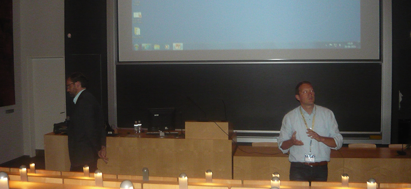 Ole Friis, Jens Holmgren, Jacob Eskildsen on evaluating a sustainable strategy model at the PMA 2014 Conference