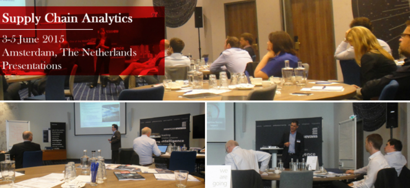 The KPI Institute's coverage of the Supply Chain Analytics conference – Presentations