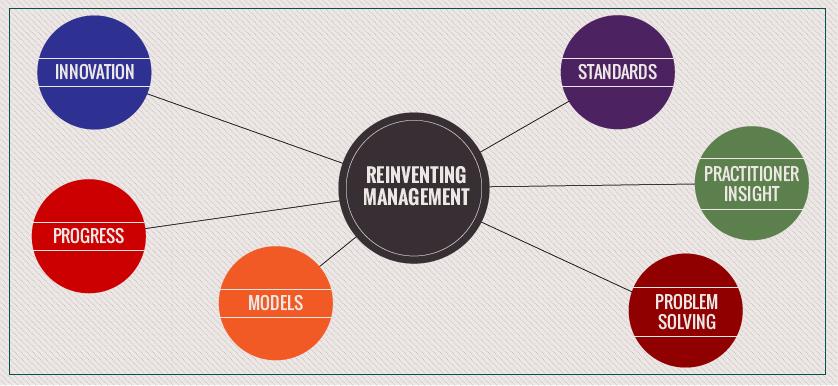 Reinventing management