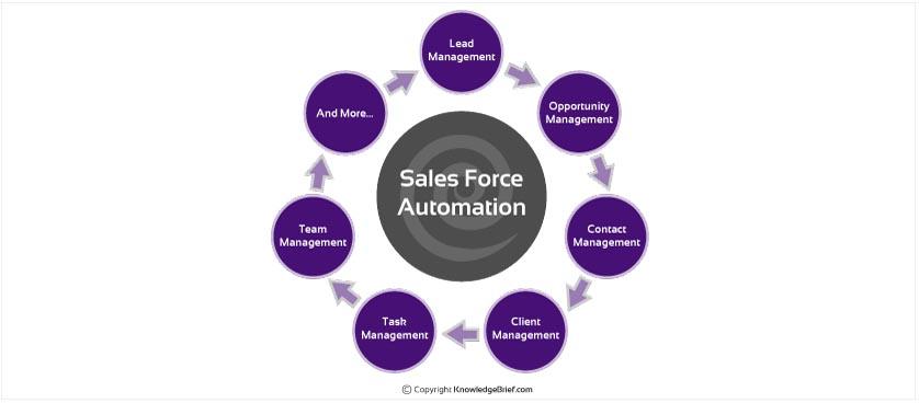Sales Force KPIs