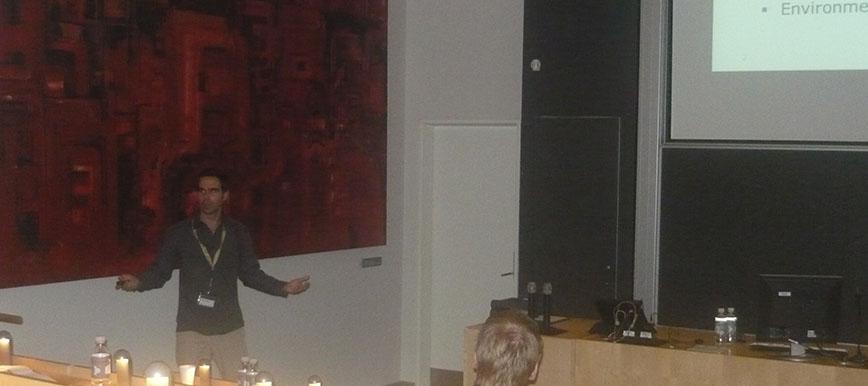 Sebastian Margiol PMA 2014 Conference