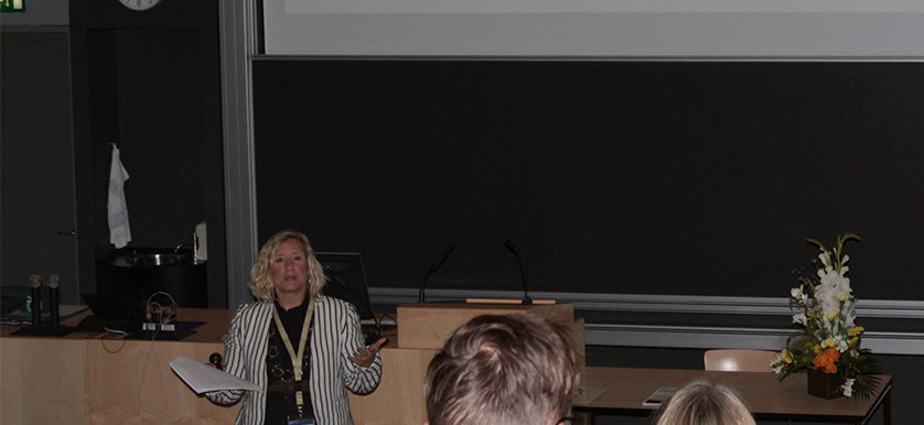 Stacy Smulowitz at the PMA 2014 Conference
