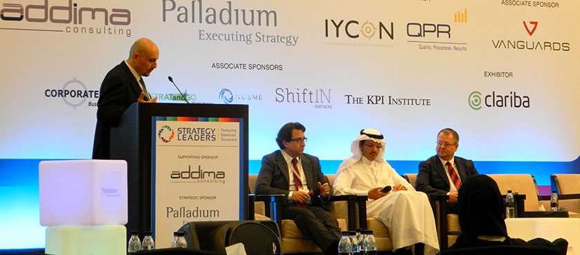 CEO Roundtable, Dubai, 2014