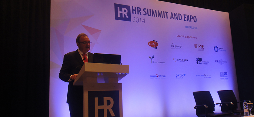 Confessions of a Former Chief HR Officer, with Tim Savage at HR Summit and Expo 2014