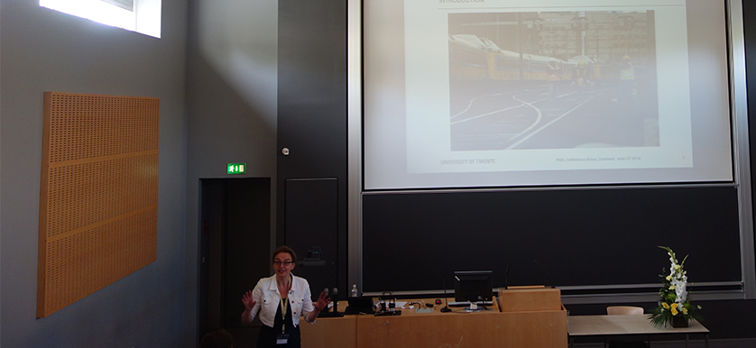 About Extended Enterprise Performance Management with Maria Lammerdina Bobbink, Andreas Hartmann, at the PMA 2014 Conference