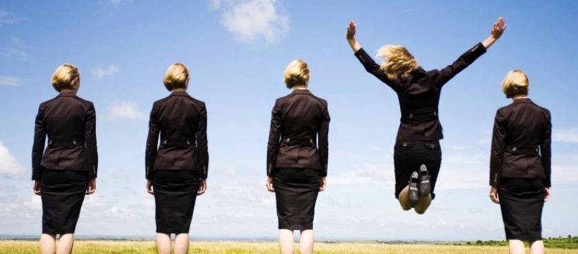 Gender Balance in Business
