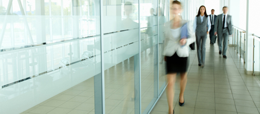 Men versus women in top management