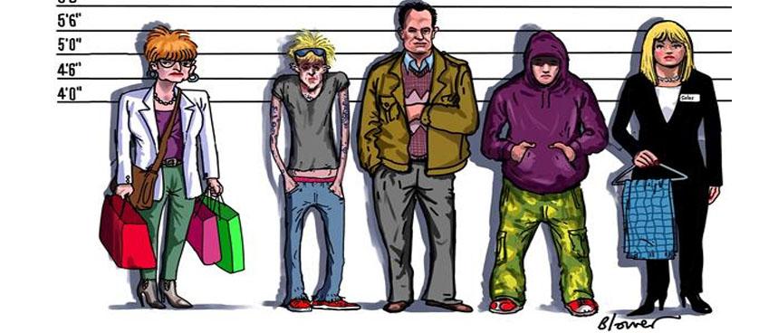 Retail Theft KPIs