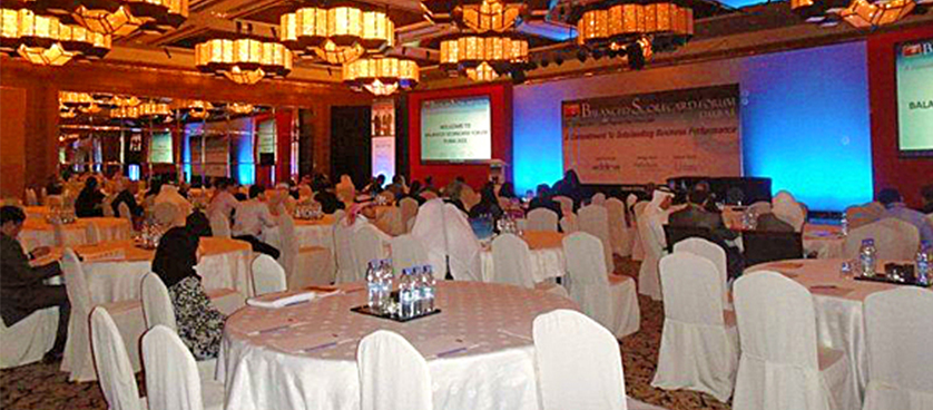 Balanced Scorecard Forum Dubai 2011 – smartKPIs.com correspondence – Day 2 in pictures