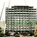 Erecting a 15-story Building in 6 Days – Changsha, China