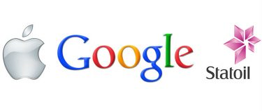 HR performance at Apple, Google and Statoil