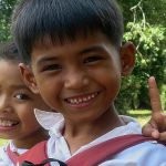 Children are the cornerstone of Cambodia's development
