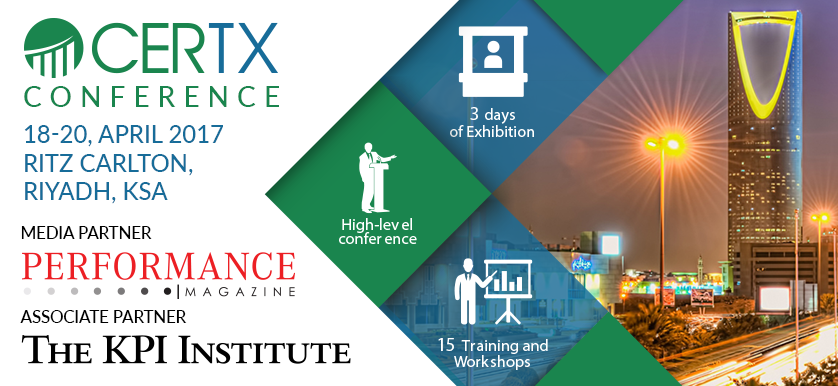 The KPI Institute at the 1st Professional Certification Conference organized by CERTX