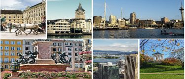 Top 5 cities with the Best Quality of Life in the world