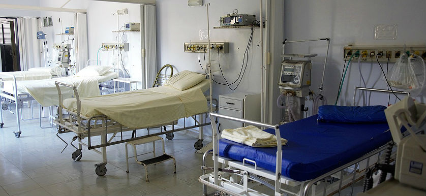 KPI of the Day – Healthcare: # Hospital bed capacity