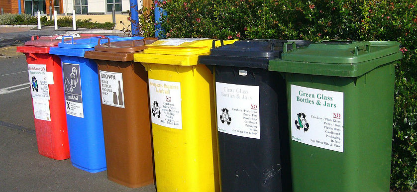 KPI of the Day – Sustainability: # Recycled waste