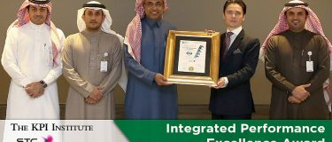 STC receives the Integrated Performance Excellence Award