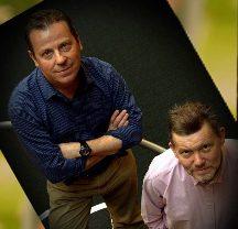 Performance at Play: Mark Powell and Jonathan Gifford