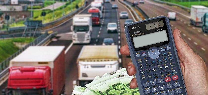 cost per ton-mile