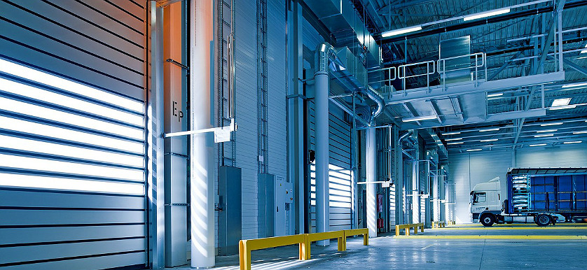 KPI of the Day – Logistics: # Warehouse storage space