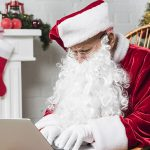 Santa Claus is coming to bring or steal employee productivity
