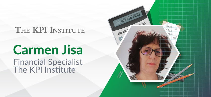 Employee of the Month: Carmen Jisa, Financial Specialist