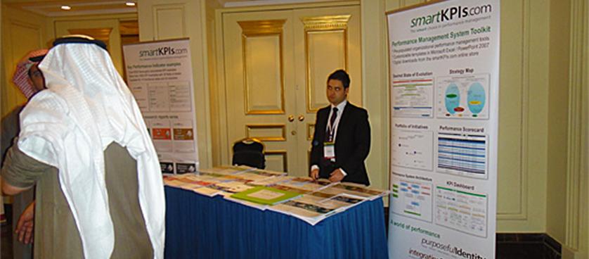 Balanced Scorecard Saudi Arabia 2011 – smartKPIs.com correspondence from Riyadh – Day 1