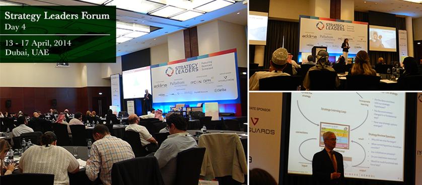 Strategy Leaders Forum, Dubai, Day 4