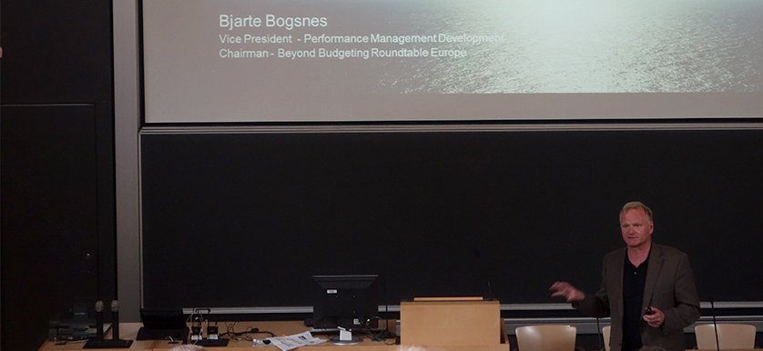 The end of Performance Management, as we know it. Insights from Bjarte Bogsnes at the PMA 2014 Conference