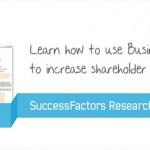 Driving shareholder return through business execution